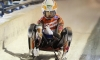 Luge Athlete Small in Stature, Big on Heart
