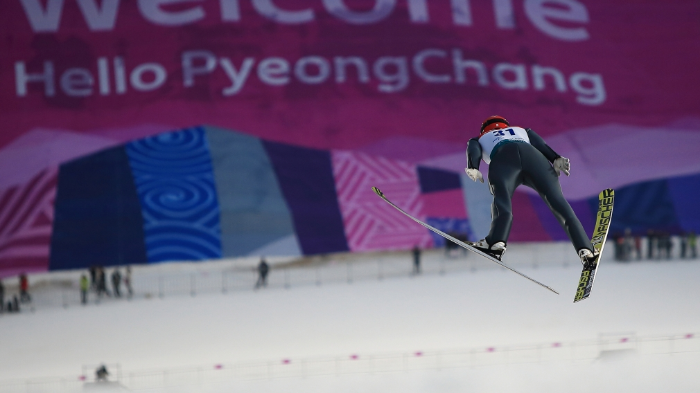 Ski Jumping/Nordic Combined