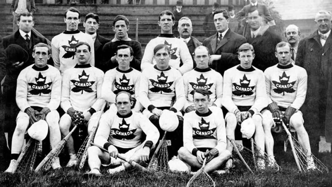 1908_London_Canada_Lacrosse