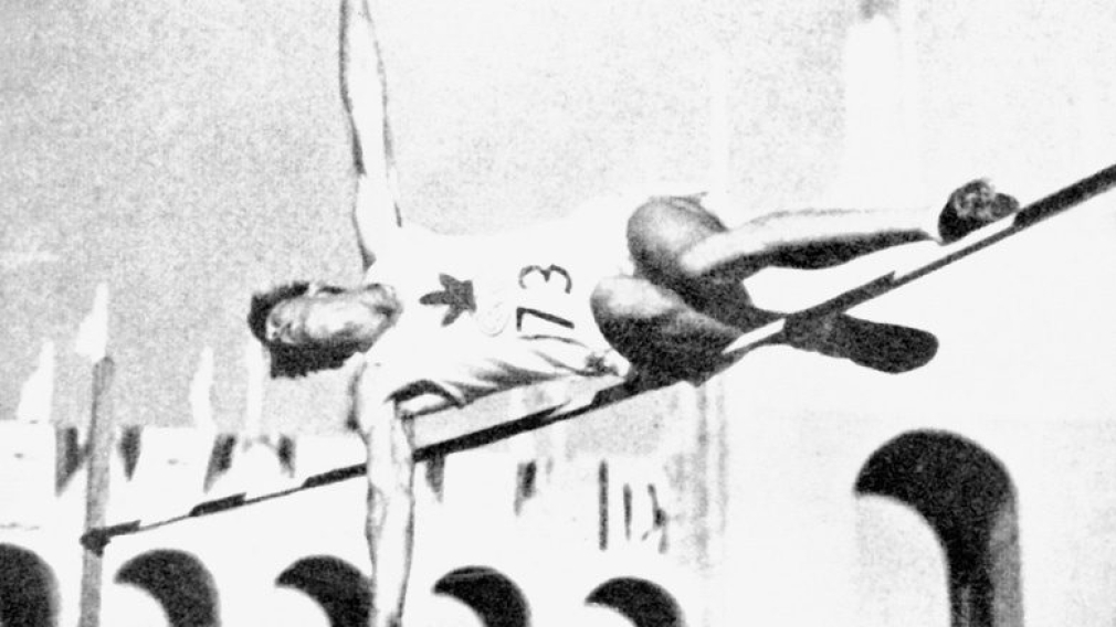 duncan mcnaughton in the midst of high jump