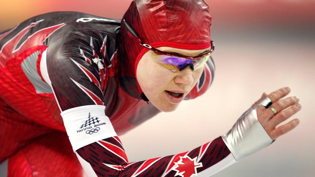 Clara Hughes Awarded 2006 IOC Sport and the Community Trophy