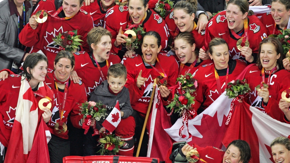 Olympic Women's Hockey Roster Takes Shape