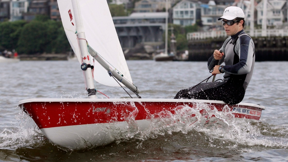 A Life on the Water: Meet Mike Leigh, Olympic Laser Sailor