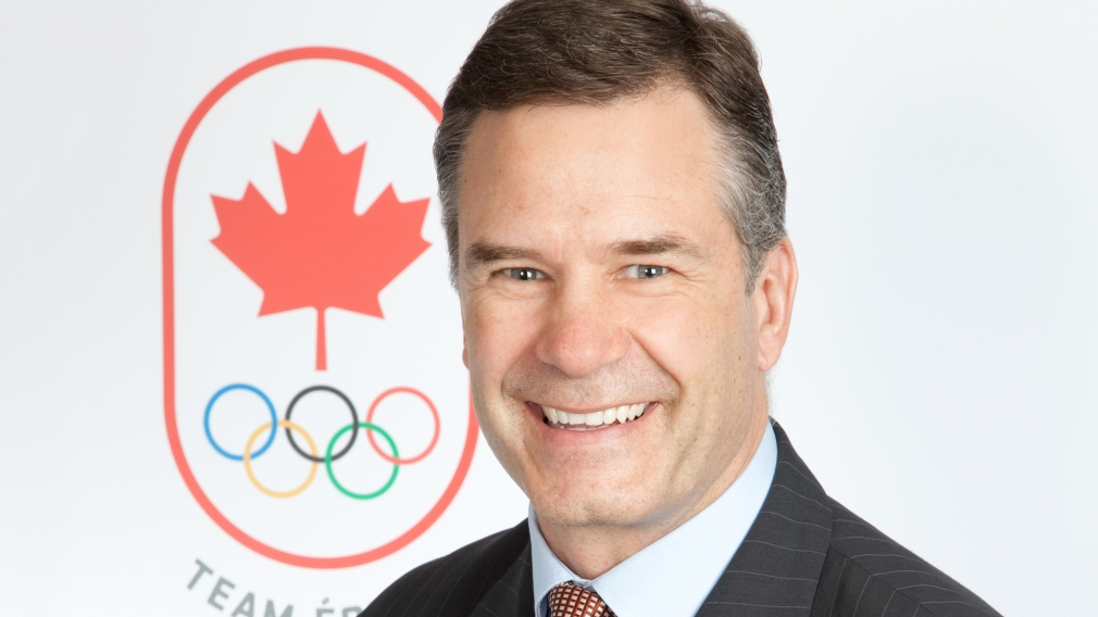 Canadian Olympic Committee Names Chris Overholt as CEO and Secretary General