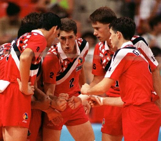 Volleyball - Men's Team