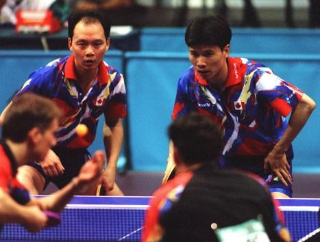 Johnny Huang and Joe Ng