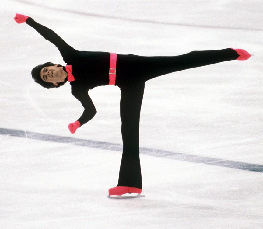 Brian Orser figure skating