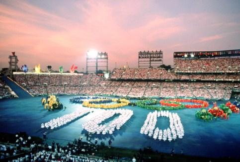 Atlanta Opening Ceremonies