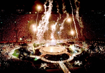 Los Angeles Closing Ceremonies