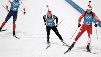 Team Canada Brendan Green PyeongChang 2018