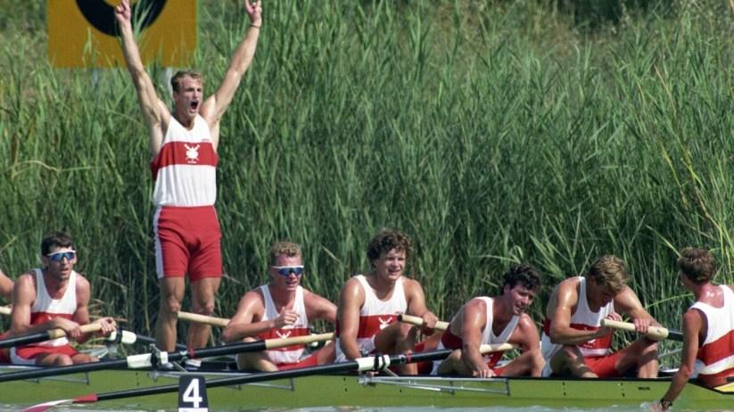 Rowing - Men's Eights