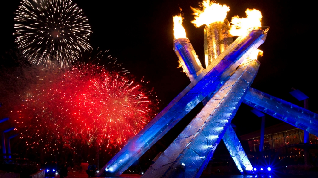 The Canadian Olympic Committee Celebrates Olympic Day June 23rd