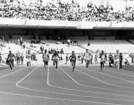 Athletics - Men's