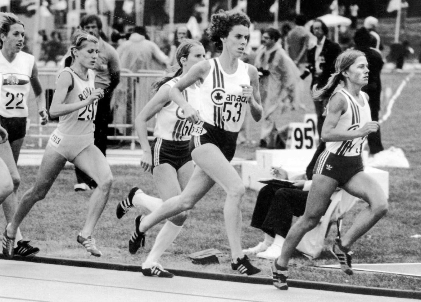 Athletics - Women's
