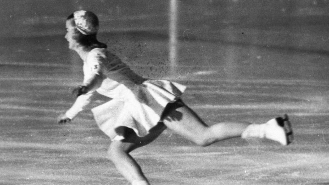 Barbara mid-performance
