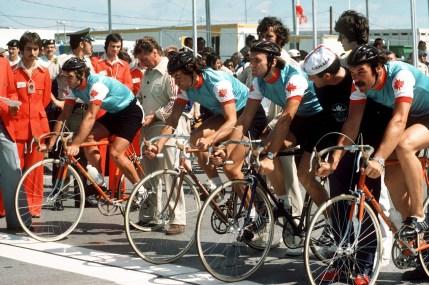 Cycling - Men's