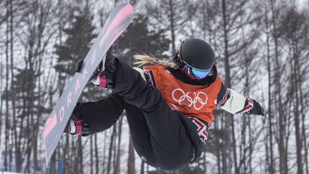 Team Canada Mercedes Nicoll PyeongChang 2018