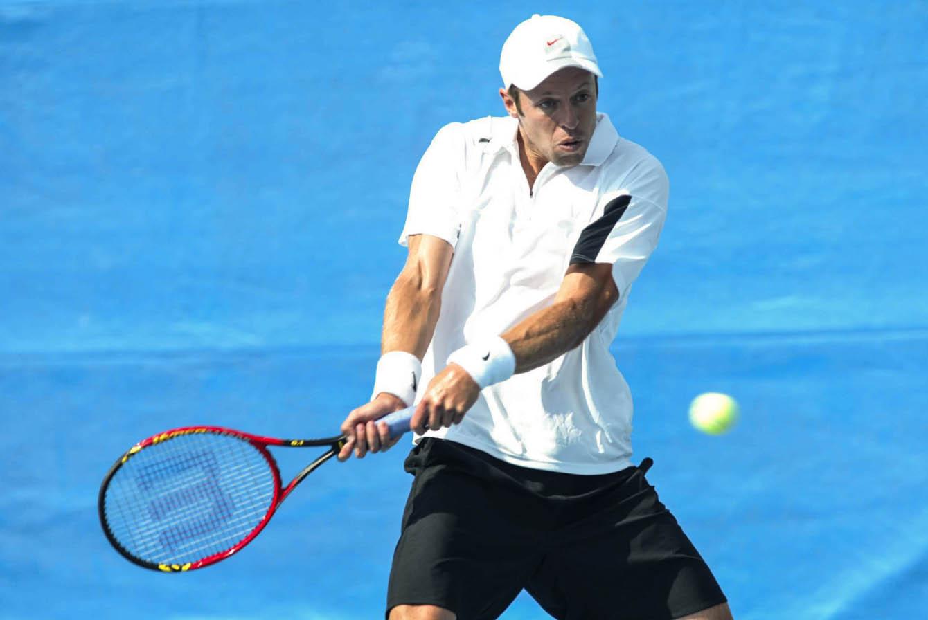 Robin Hasse in ABN AMRO World Tennis Championship - Zimbio