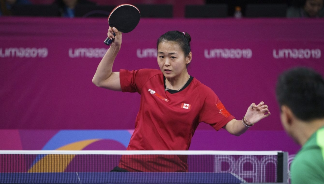 Mo Zhang in action