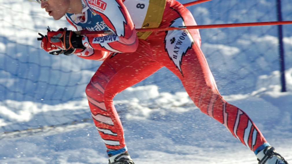 Two-Time Olympic Cross-Country Skier George Grey to Take Final Race