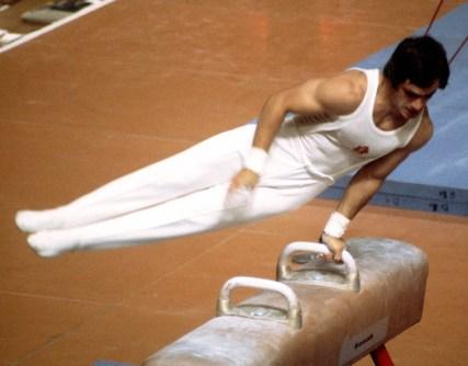 Gymnastics - Men's