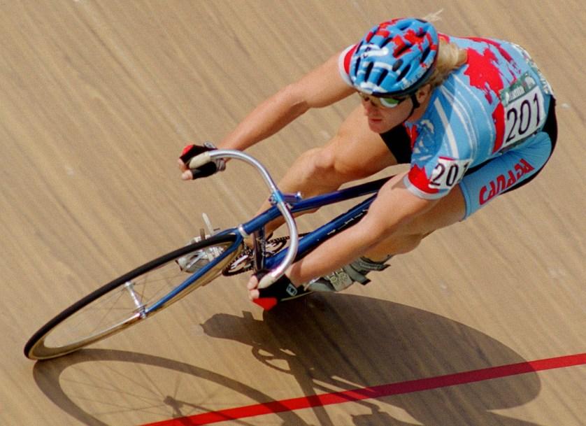 Harnett cycling