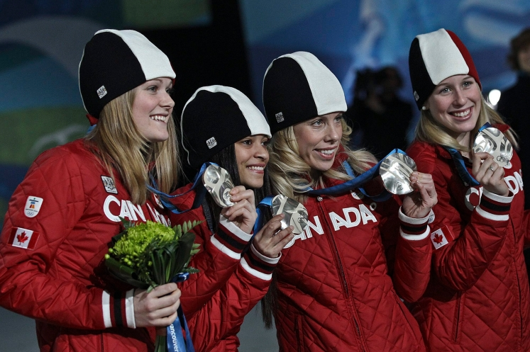 Women's 3,000m relay (Vancouver 2010)