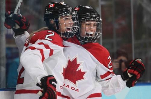 Women's Hockey (Vancouver 2010)