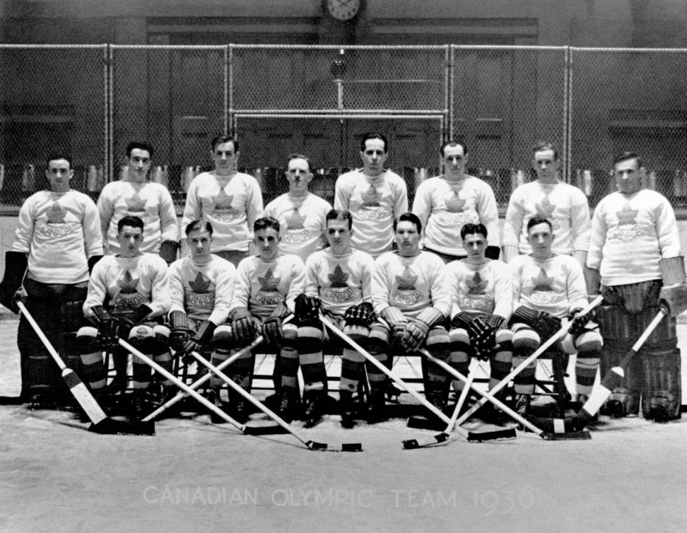 Team Canada hockey picture