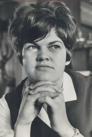 Nancy McCredie