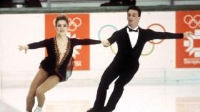 Wilson, Tracy and McCall, Robert skating