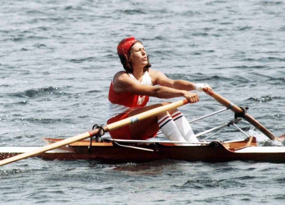 Rowing - Women's