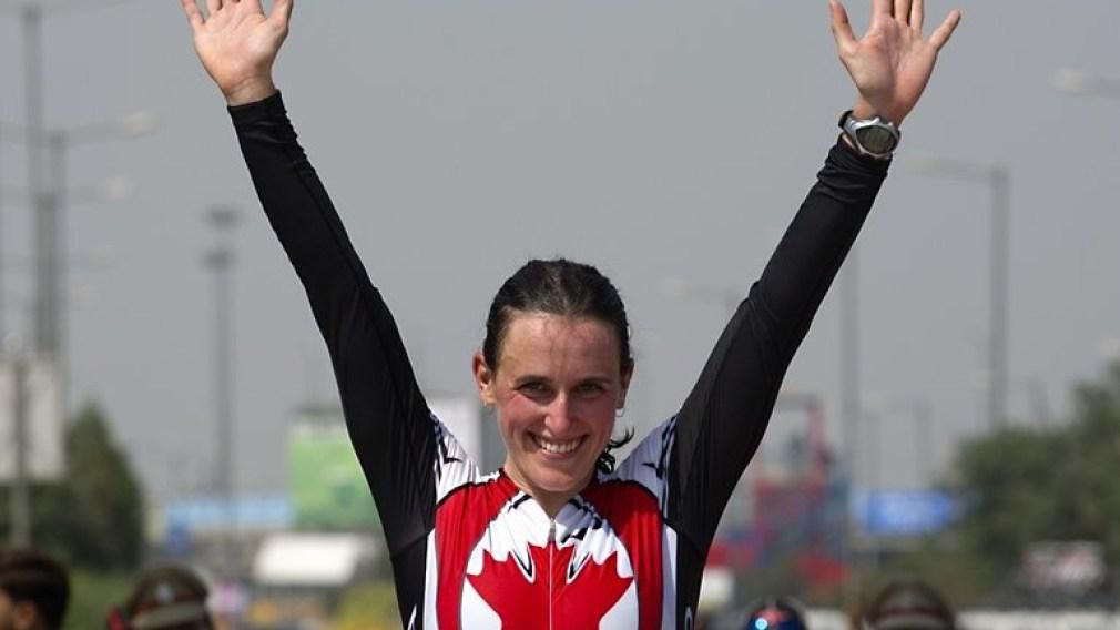 Whitten Triumph at Track Cycling World Championships