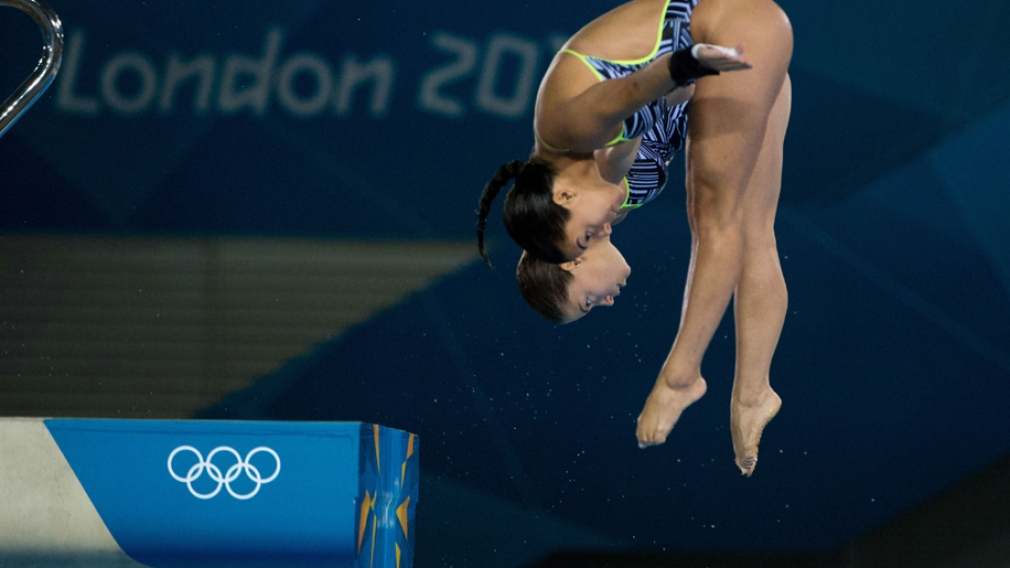 Diving medal trend continues