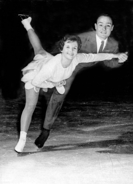 Barbara Wagner and Bob Paul