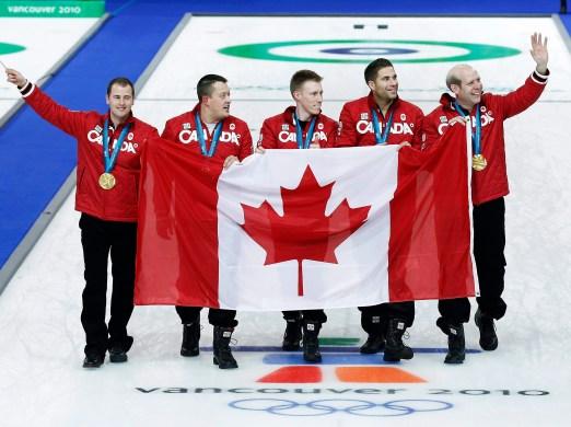 Men's curling (Vancouver 2010)