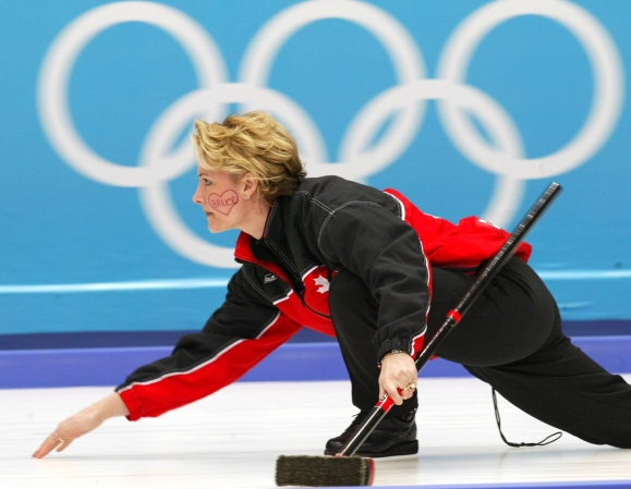 Curling - Women's