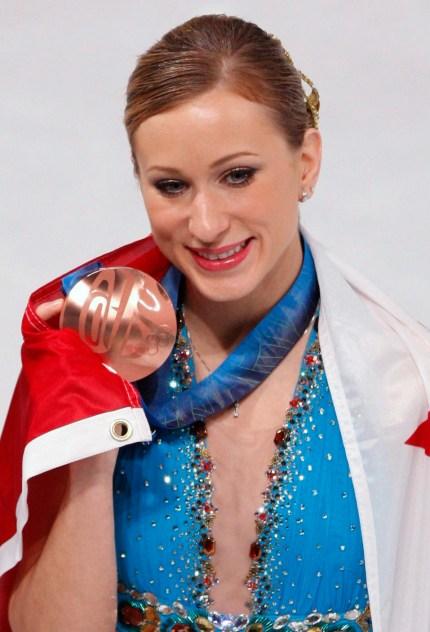 Joannie Rochette (Vancouver 2010)