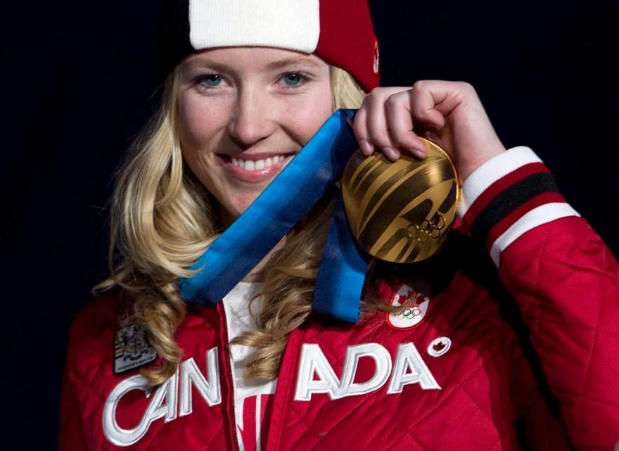Ashleigh McIvor (Vancouver 2010)