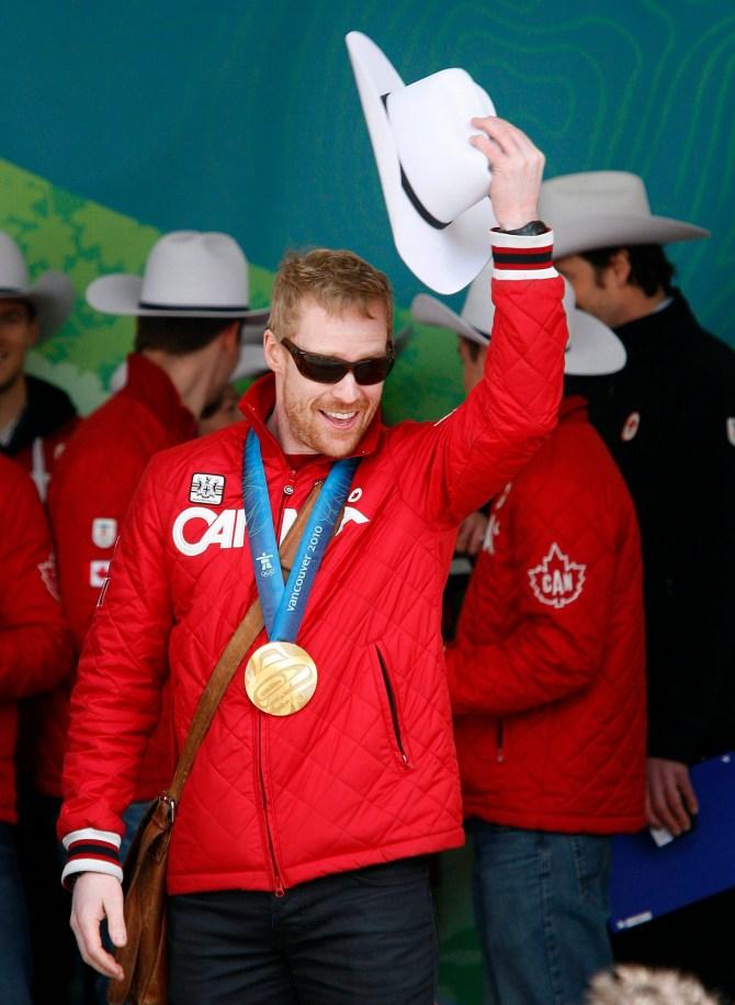 Jon Montgomery (Vancouver 2010)