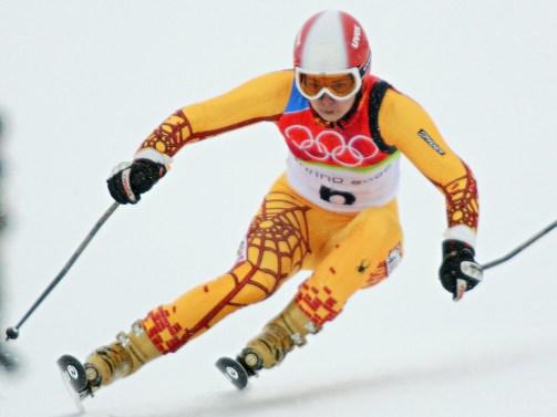 Skiing - Alpine