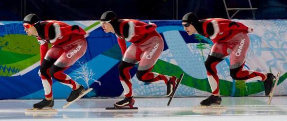 Men's team pursuit (Vancouver 2010)