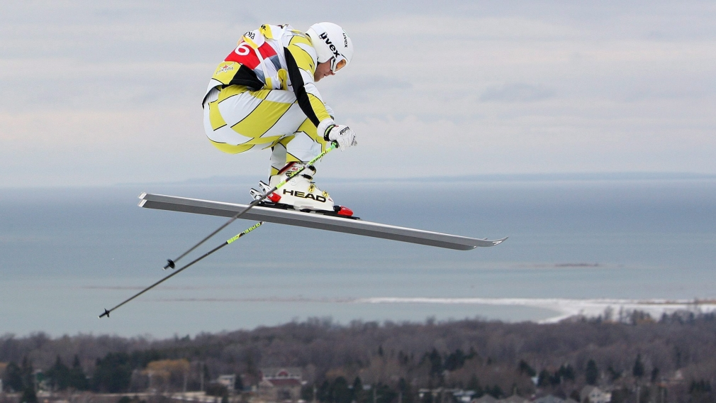 Leman Grabs Ski Cross Silver