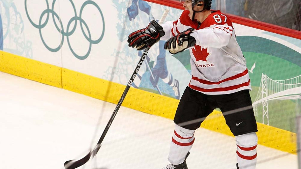 Top 5 Canadian Olympic Hockey Goals