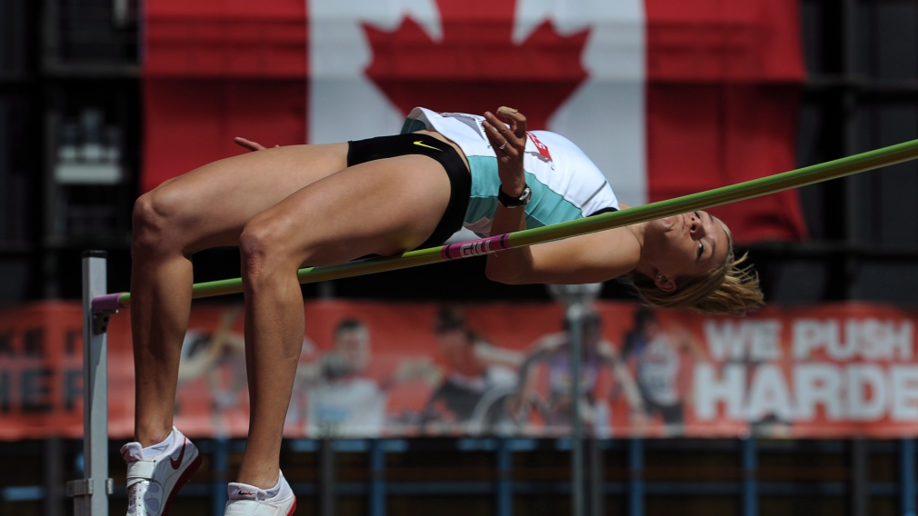 Canada's King and Queen of the Combined Events