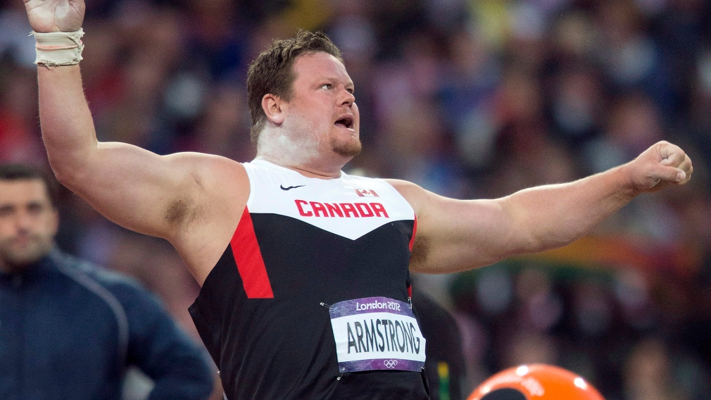 Athlete of the Week: Dylan Armstrong