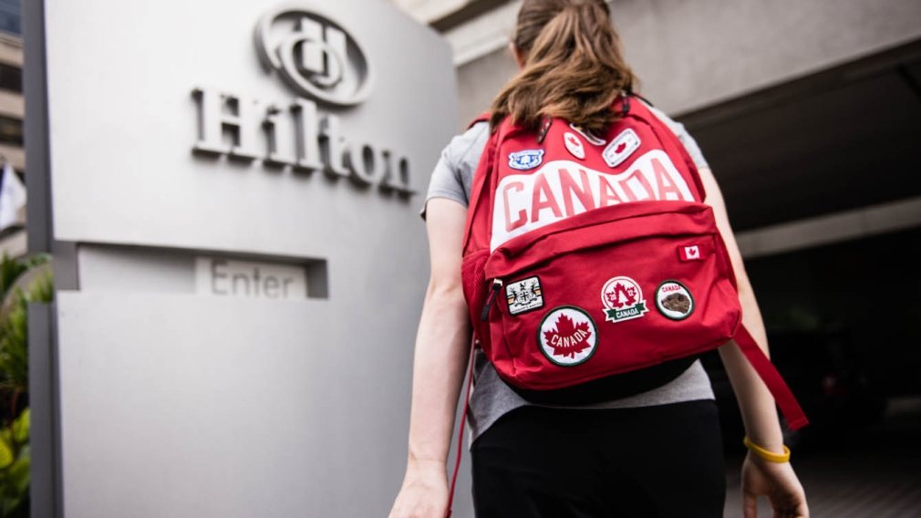 Hilton HHonors improves life on the road for athletes