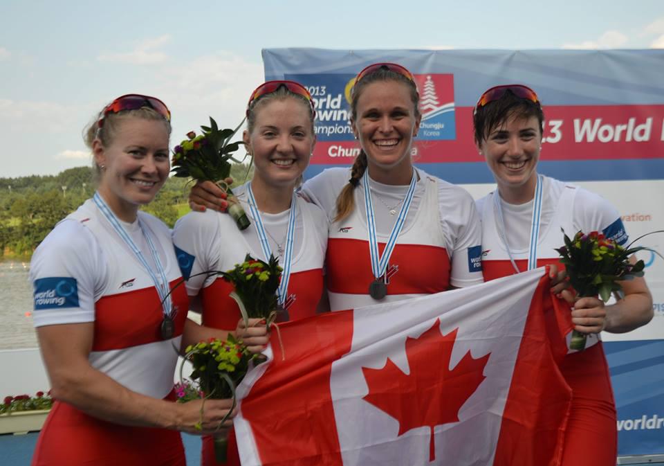 Photo: Courtesy Rowing Canada