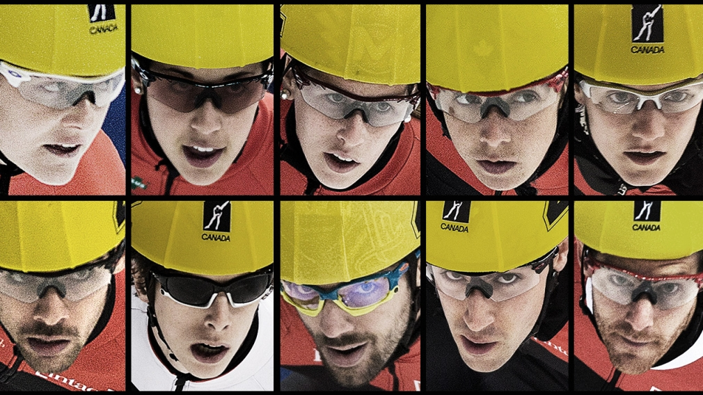 Six things you didn't know about our Olympic short track team