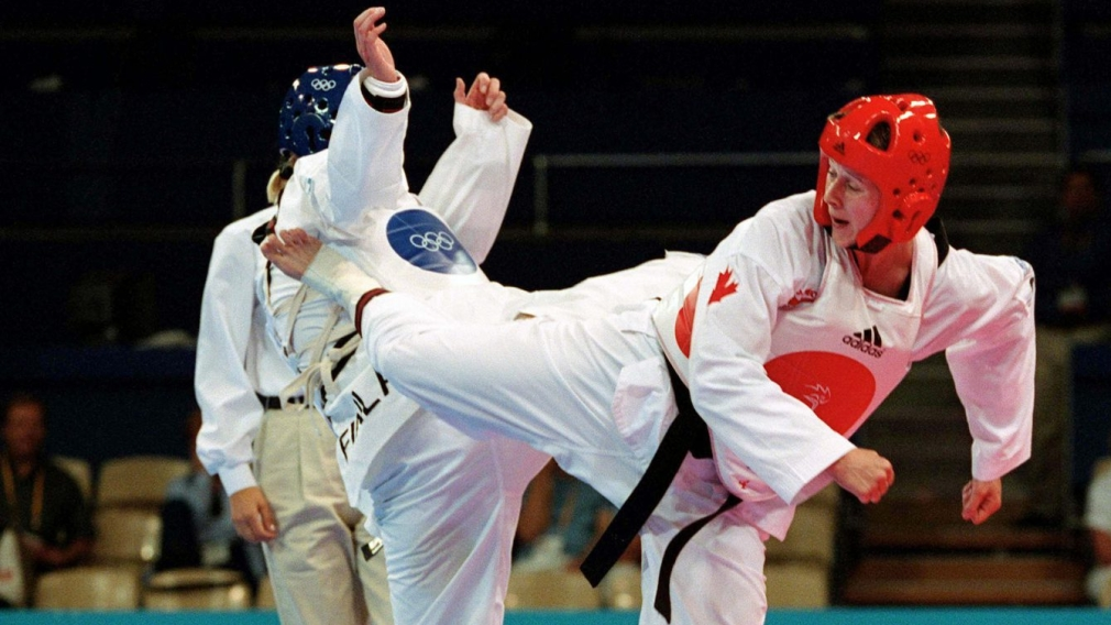 Canada's first Olympic taekwondo medal